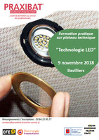 Formation technologie LED (1 jours)